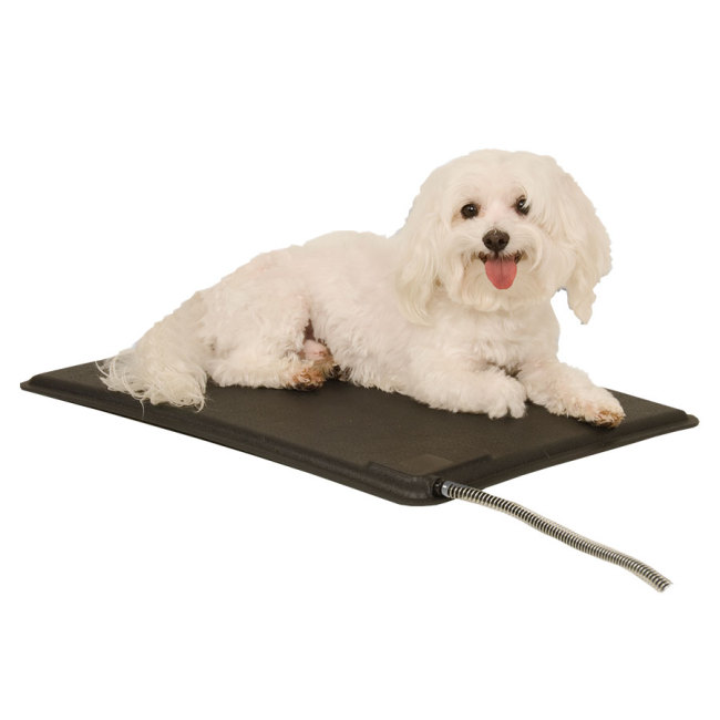 LectroKennel Heated Pad amp Cover Small