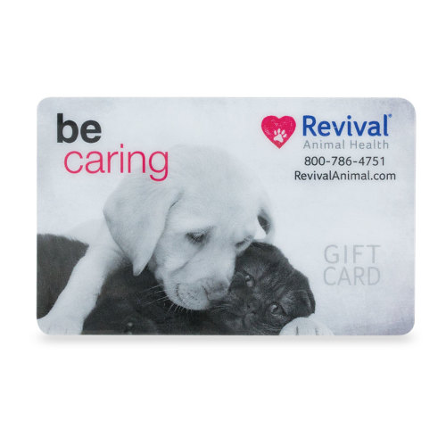 Revival Animal Health Gift Card 250