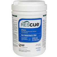 Rescue Disinfectant Wipes 160 count