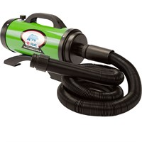 BAir Variable Speed Professional Pet Dryer  Green
