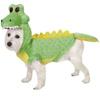 Casual Canine Crocodile Costume  XSmall