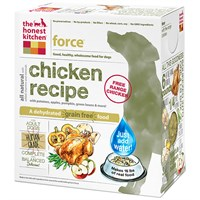Honest Kitchen Force Dehydrated GrainFree Chicken Dog Food 10 lbs