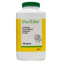 PetTabs Regular for Dogs 180ct by Pfizer