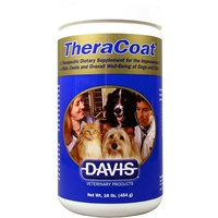 TheraCoat Skin  Coat Supplement for Dogs  Cats 16 oz