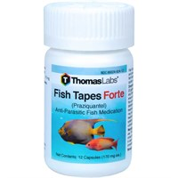 Thomas Labs Fish Tapes Forte 170mg 12 count