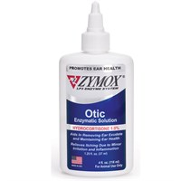 Zymox Otic with Hydrocortisone 1.0 4 fl. oz.