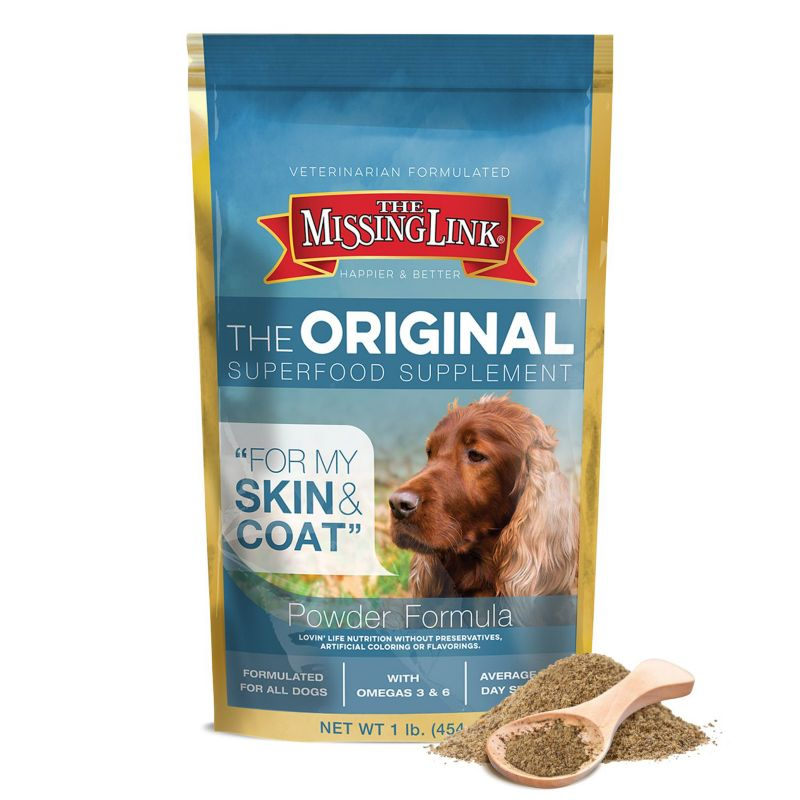 Missing Link Ultimate SkinCoat Dog Supplement 5lb