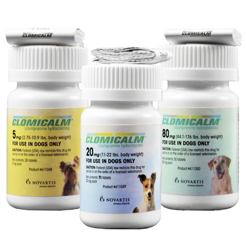 Clomicalm Tablet for Dogs 5mg 30 Count