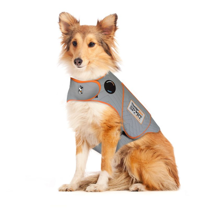 Thundershirt Sport Platinum for Dogs XXLarge