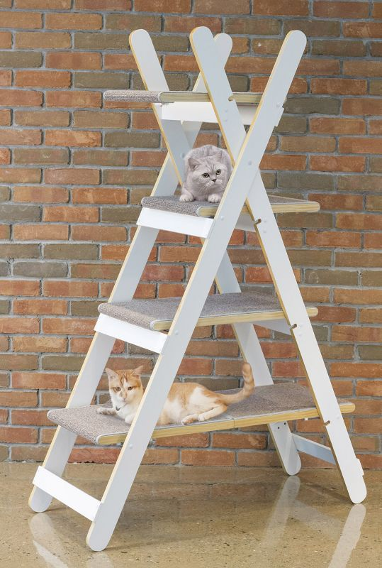 Merry Products Modern Folding Cat Tree