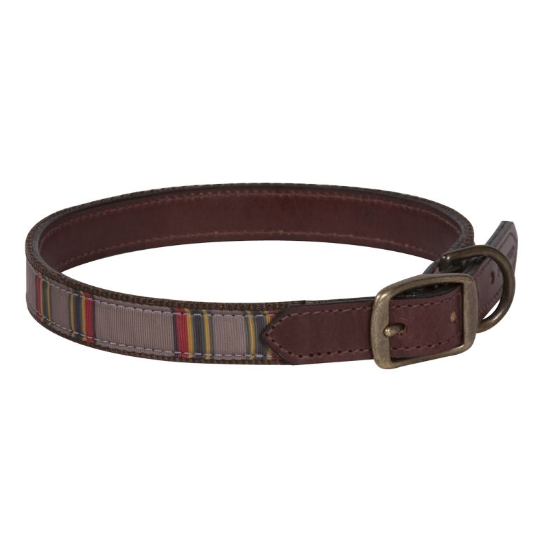 Pendleton Yakima Explorer Umber Dog Collar Large