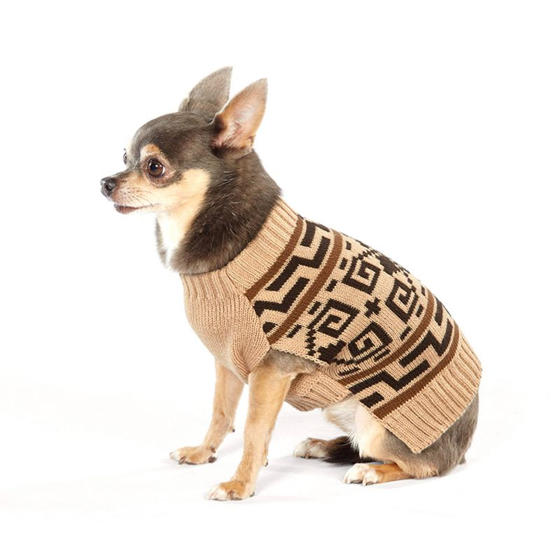 Pendleton Westerly Dog Sweater Small
