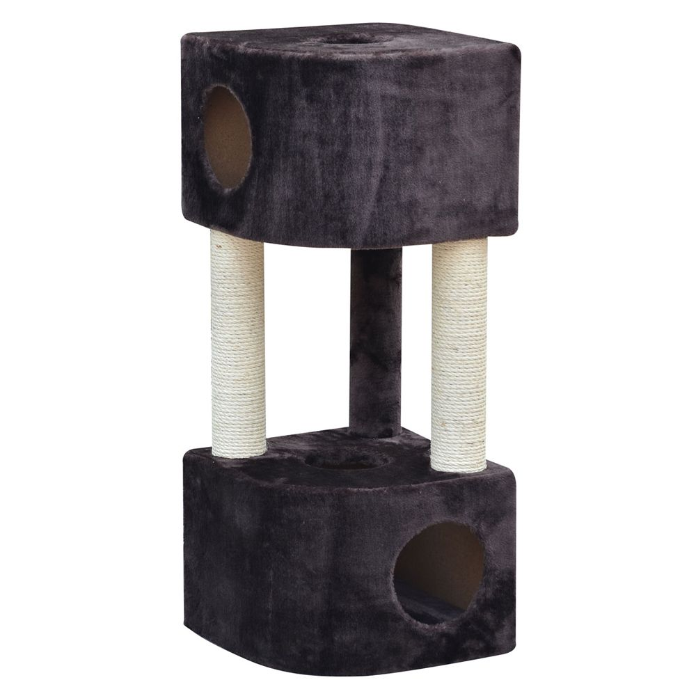 PetPals Cat Tree Brown  Cream