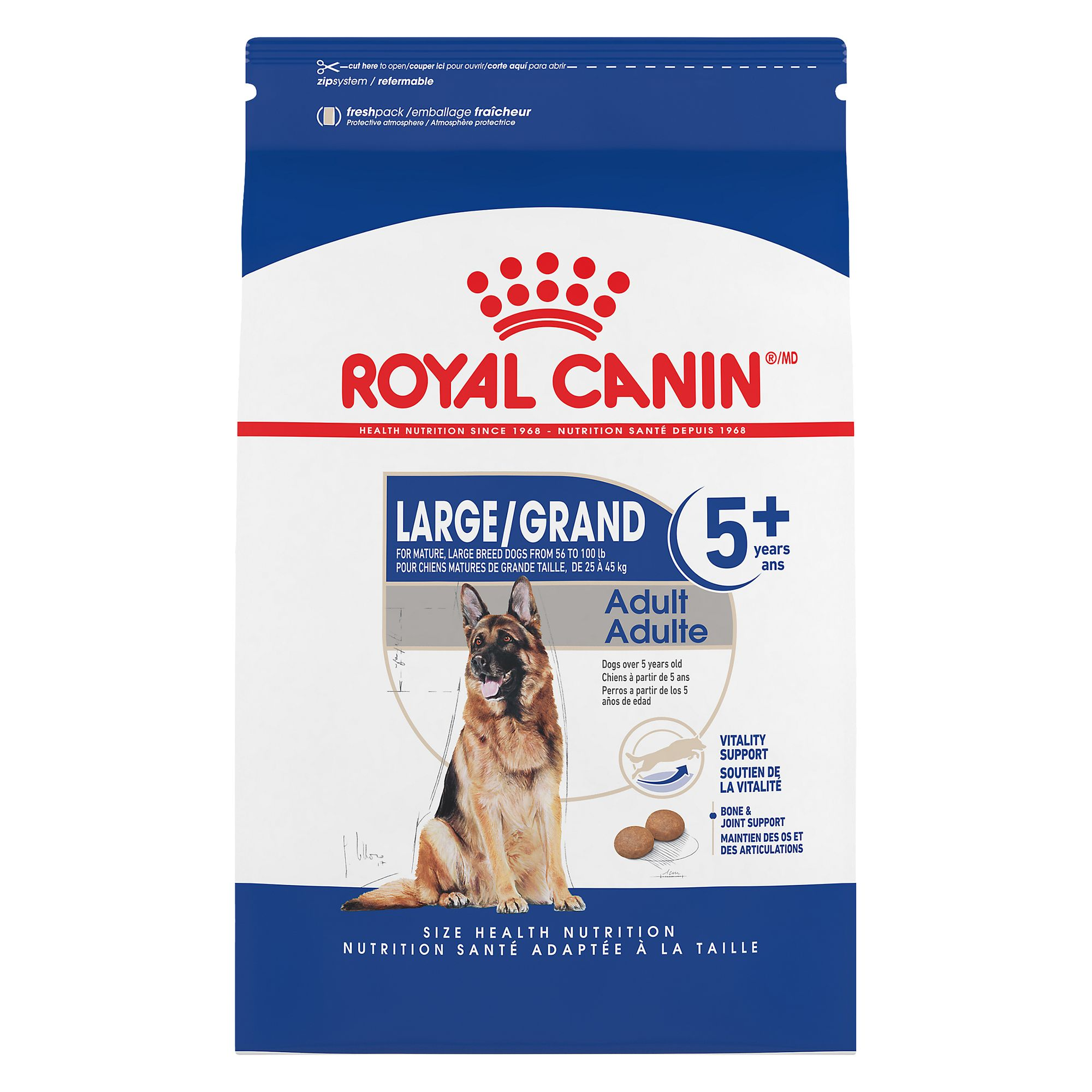 Royal Caninreg Size Health Nutrition Maxi Adult 5 Dog Food size 30 Lb