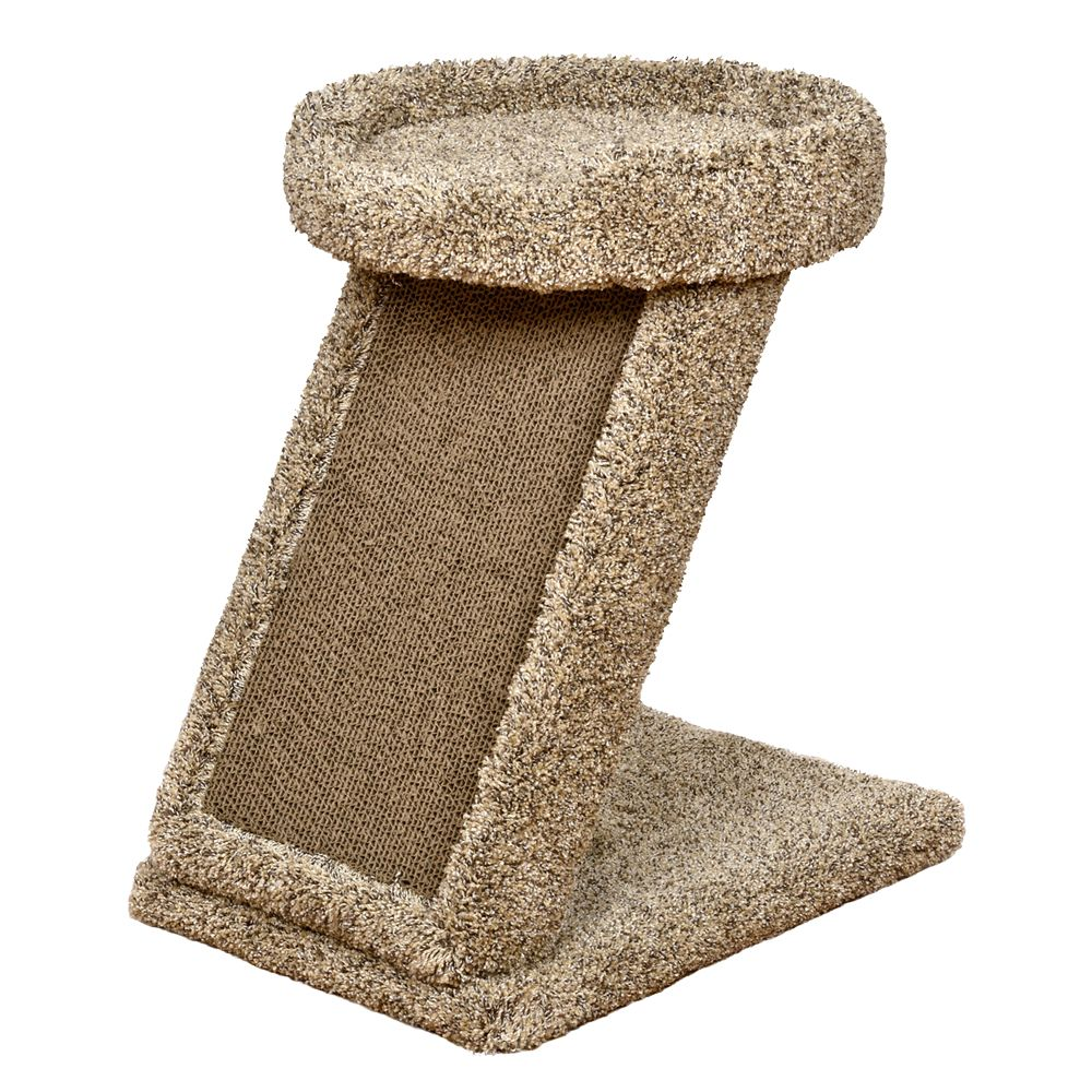Whisker Cityreg Perch Cat Scratcher