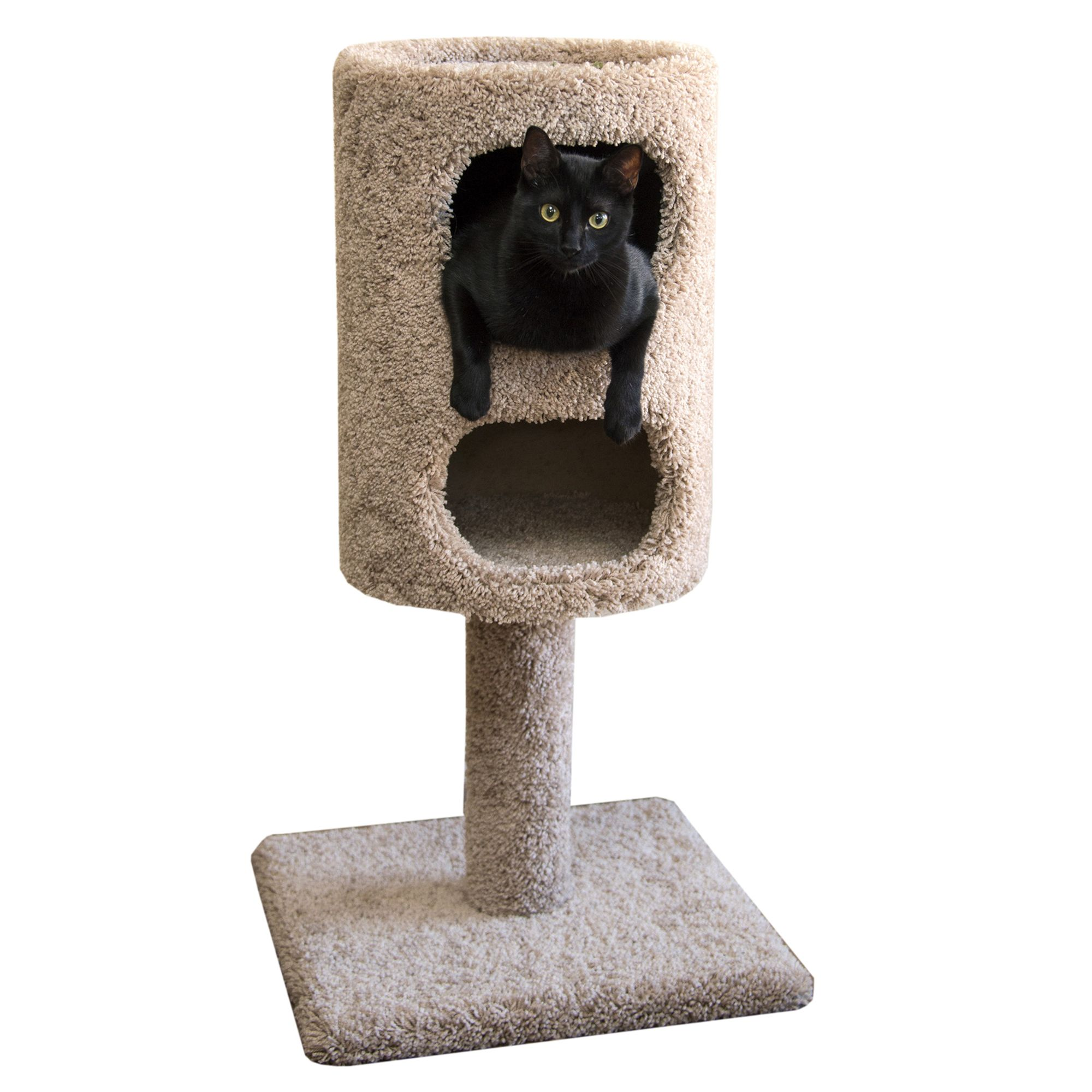 Whisker Cityreg Two Story Cat Condo