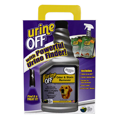 Urine Off Clean Up Kit for Dogs