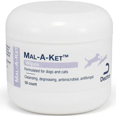 Mal-A-Ket Wipes 50 ct