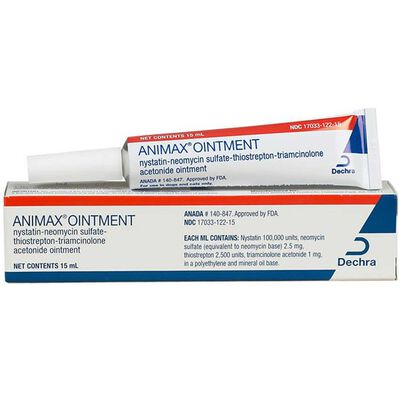 Animax Ointment 15 ml Tube