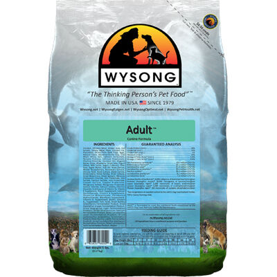 Wysong Adult Dry Dog Food 5 lb