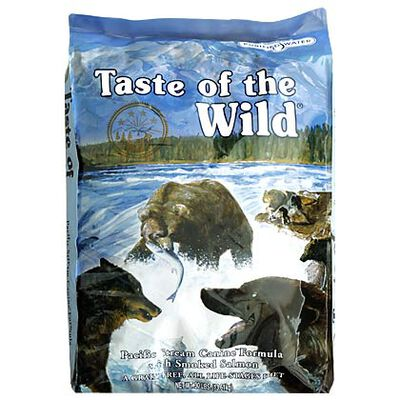 Taste Of The Wild Pacific Stream Canine Formula Dry Dog Food 14 lb