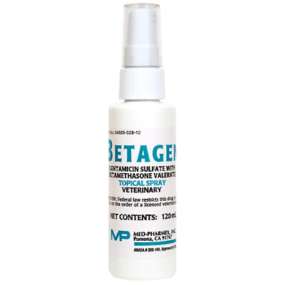 Betagen Topical Spray 120 ml