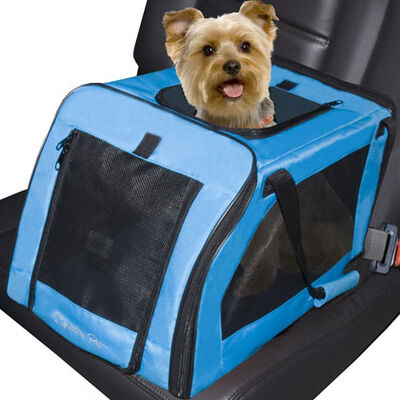 Pet Gear Signature Pet Car Seat Carrier - Aqua