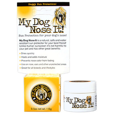 My Dog Nose It Sun Protection for Dogs 0.5 oz