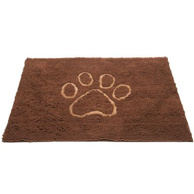 Dirty Dog Doormats Mocha Brown