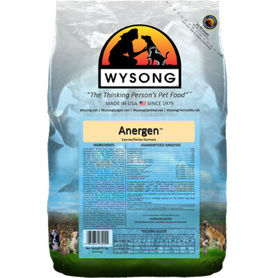 Wysong Anergen Dog & Cat Dry Food 20 lb
