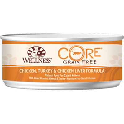 Wellness Core Chicken Canned Cat Food 24 x 5.5 oz