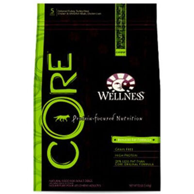 Wellness CORE Reduced Fat Dry Dog Food12 lb