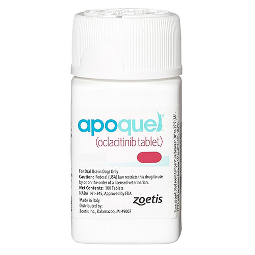 Apoquel For Dogs 16 Mg 10 Tablet