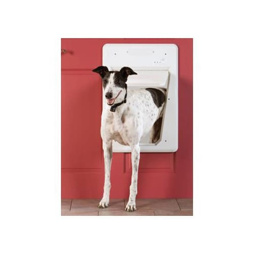 PetSafe Electronic SmartDoor, Large, White
