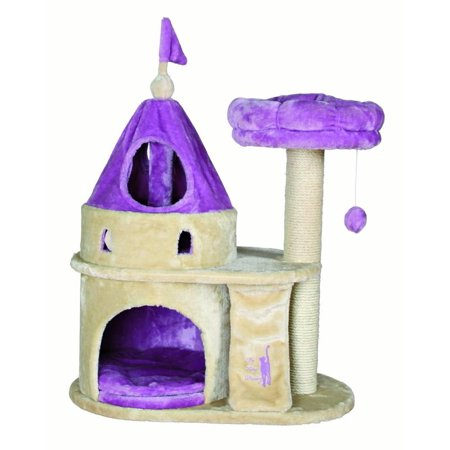 Trixie Pet My Kitty Darling Castle