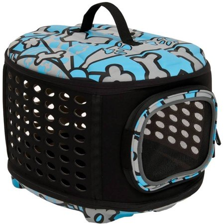 Petmate Curvations Pet Retreat Carrier Up to 15 lbs