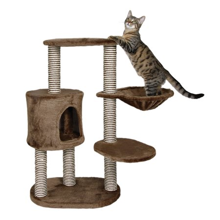 Trixie Pet Moriles Cat Tree Brown