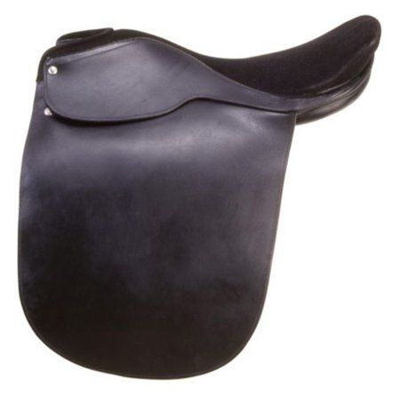 EquiRoyal Liberty Lane Fox Suede Saddle