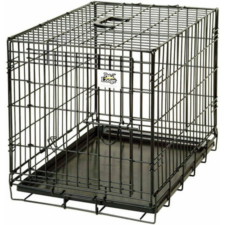 Miller Manufacturing Pet Crate Wire Small Black