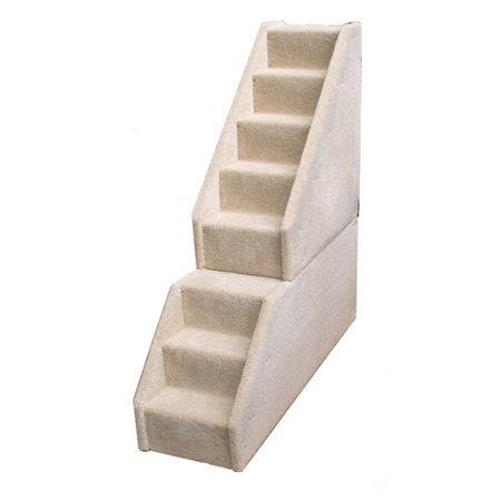 Animal Stuff Bears Stairs Mini Carpeted 8 Step Pet Stair