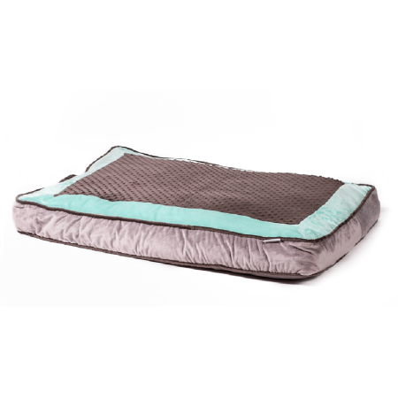 Keet Midland Dog Bed Icy Mint XLarge