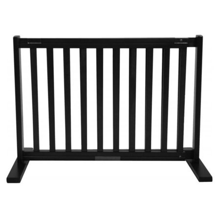 Dynamic Accents All Wood Freestanding Gate  20 in.