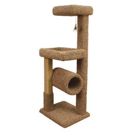 Ware Kitty 64 in. Crows Nest Cat Tree