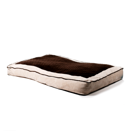 Keet Midland Dog Bed Brown XLarge