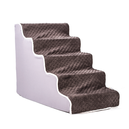 Keet Premium Foam Stairs Charcoal Large