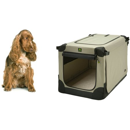 Maelson Soft Kennel 24 Tan