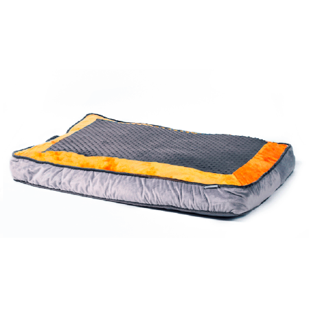 Keet Midland Dog Bed Orange XLarge