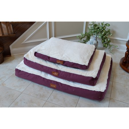 Armarkat Pet Bed Mat 60Inch by 43Inch by 8Inch M02HJHMBXX Large Ivory