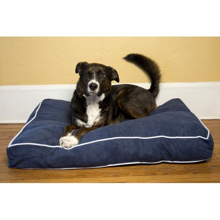Iconic Pet Luxury Buster Pet Bed Denim Medium