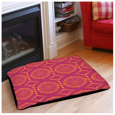 Manual Woodworkers  Weavers Banias Medallion Pet Bed